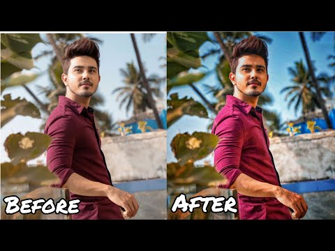 Best Colour Effect | Snapseed | Editing Tutorial | Simply Edit |