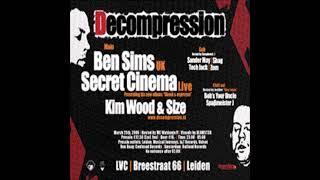 Ben Sims - Live @ Decompression - LVC, Leiden, Netherlands 25.03.2006.