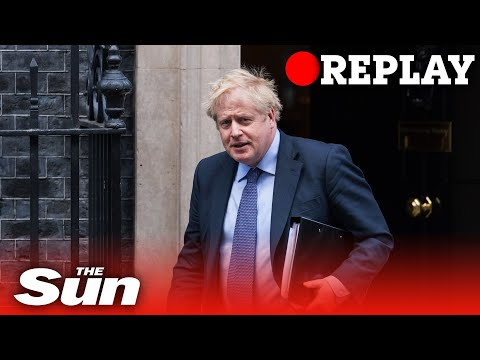 Prime Minister Boris Johnson's Cabinet reshuffle - MPs arrive at 10 Downing Street - LIVE