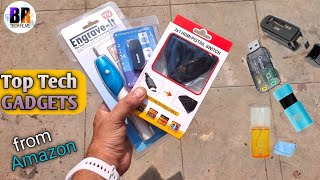 Top Tech Daily Useful Gadgets From Amazon   BR Tech Films