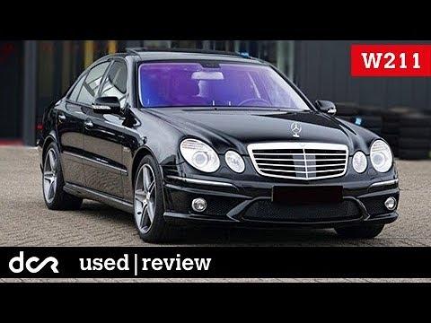 Mercedes E 55 AMG, E63 AMG (W211) 2003-2009 | Different Car Review