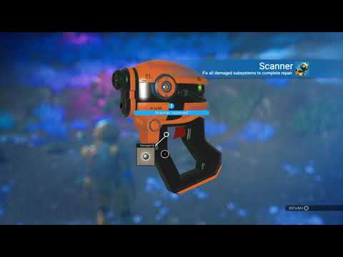 Murphy Goat Gaming -No mans sky perma death 1 Lifeline to the stars |
