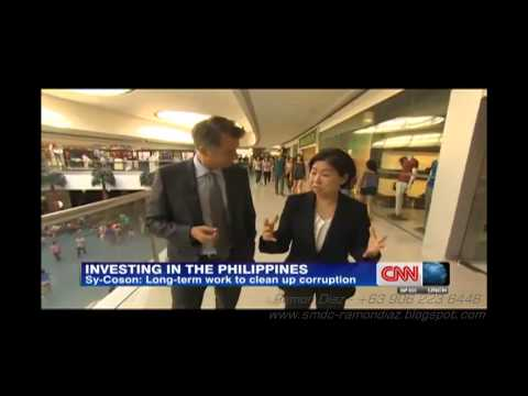 Investing in the Philippines CNN Interview