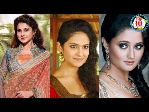 Top 10 Most Beautiful Indian Tv Actresses 2016