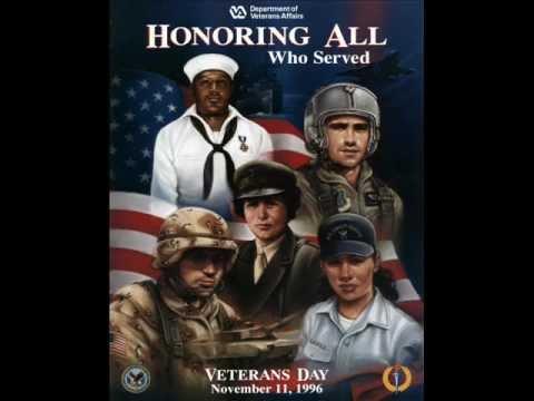 veterans day salute youtube