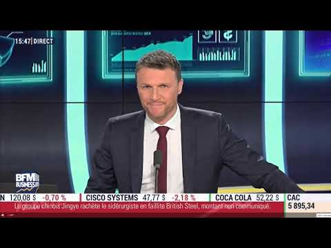 Point de marché Forex par Philippe Lhermie. Interview sur BFM Business, le 11 novembre 2019