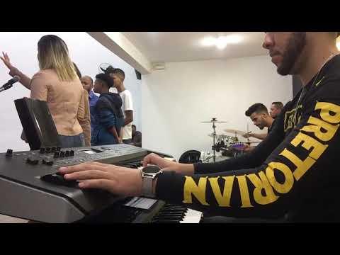 Jessica Augusto - De Nada Eu Tenho Falta / Enche-me | Rafael Moura Keycam
