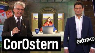 Kontaktsperre zu Ostern