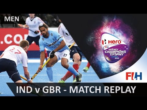 HCT   DAY 2   IND v GBR - MATCH REPLAY