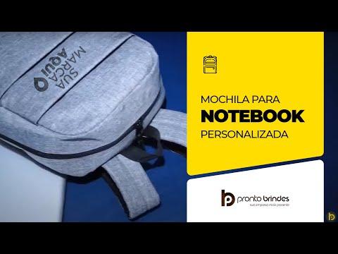 PRONTO BRINDES - MOCHILA PARA NOTEBOOK - MC230-005