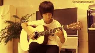 Музыка ангелов,гитара