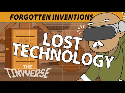 Ancient Inventions we Forgot About | Lost Technology