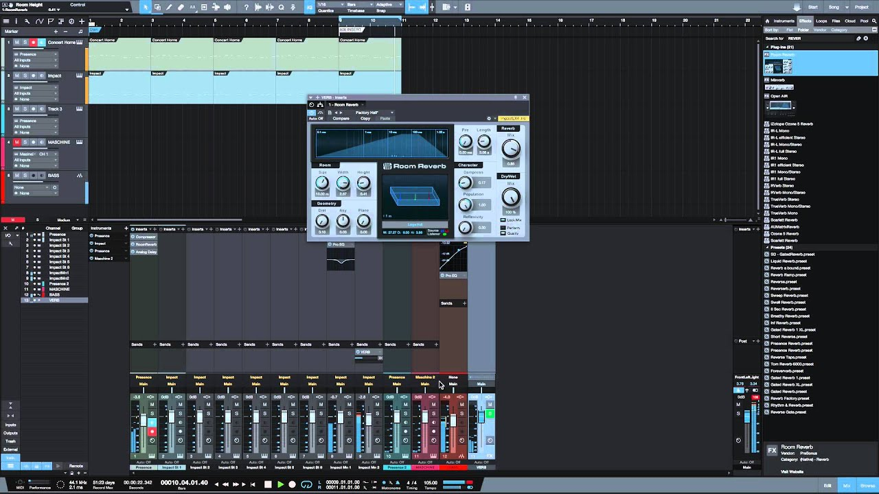 how to make a beat in studio one 3