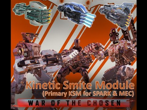 XCOM 2 Kinetic Smite Module  
