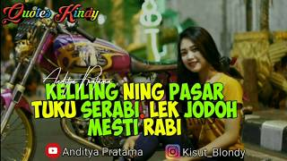 Gambar cover Quotes Jowo Model Herex By Kindy Part 10  story WA romantis, kumpulan Quotes