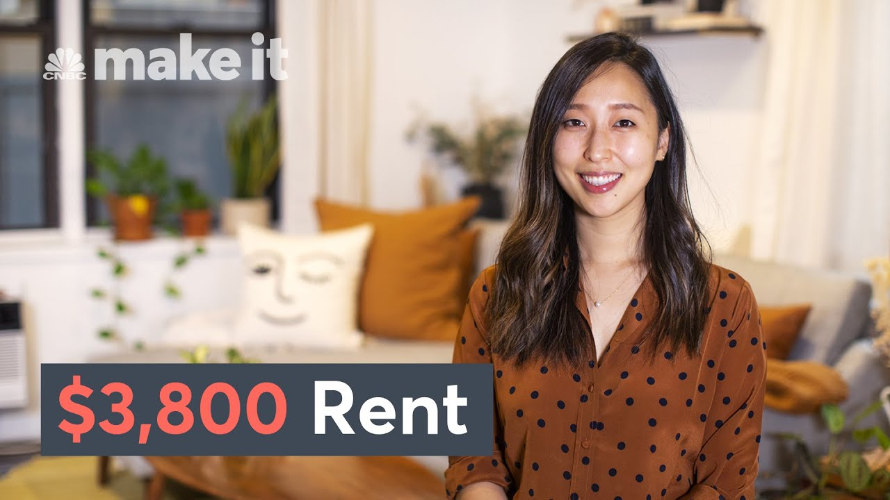 Living In A $3,800/Month Apartment In NYC | Unlocked