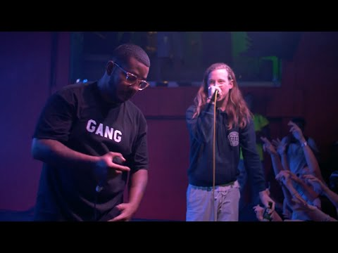 """Asher Roth and Chuck Inglish - """"That's Cute"""" (LIVE) in Greensboro, NC"""