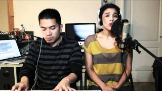 Alesso, Nadia Ali - Pressure (Adriana & Freddy Ruxpin Cover)