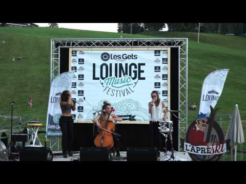 L.E.J - Mash-Up au Lounge Music Festival
