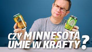 Czy Minnesota umie w krafty? Keller Pils z Summit i Blisful Ignorance z Lupulin