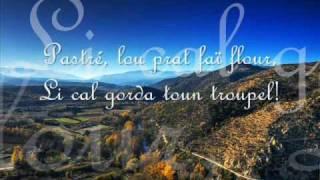 """Canteloube - """"Bailero"""" - Sung by Netania Davrath"""