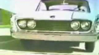 1960 Ford Starliner Commercial