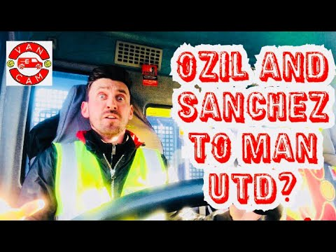 VanCam: Ozil & Sanchez to Man Utd? | Guardiola Mithers Redmond | W@nker of The Week | Arsenal |