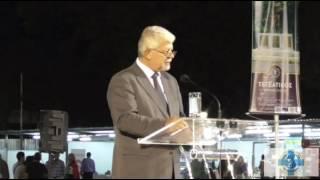 Δήμαρχος Τρίπολης κ. Παυλής είναι απαραίτητο να γίνει αναβάθμιση της έκθεσης και του πανηγυριού.