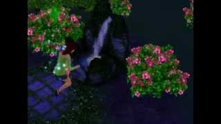 Sims 3 Hidden Springs Fountain of Youth