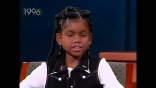 Catching Up With Hydeia, the 11 Year Old Oprah Show Guest With AIDS