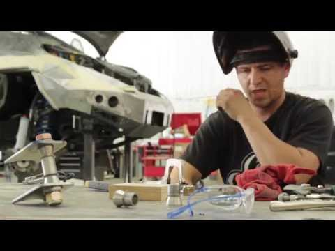 SEMA 2015: Toyota UUV Build Story