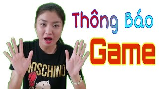 Như Quỳnh Kids THÔNG BÁO GAME TẶNG BỘ KIT SLIME MÂY MIỄN PHÍ