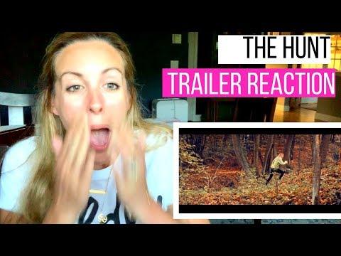 The Hunt Trailer Reaction