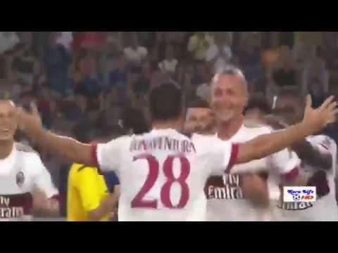 Philippe Mexès Amazing Bicycle Kick Goal -AC Milan 1-0 Inter Milan 25/07/2015. Best goal ever?
