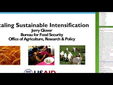 Scaling Agricultural Technologies: Bringing Research to Farrmers and the Market