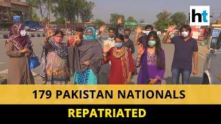 Stuck in India during lockdown, 179 Pakistan nationals sent home via Punjab