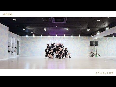 [EVERGLOW] Adios Dance Practice