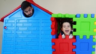 Yusuf ve Dayısı Saklambaç Oynadı | Kids pretend play with Hide and Seek