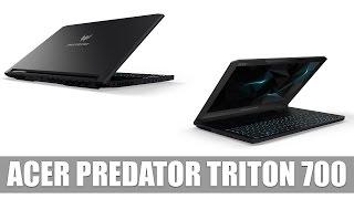 Acer Predator Triton 700 Gaming Notebook Vorstellung