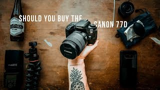 Is the Canon 77D worth BUYING?