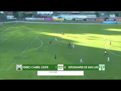 Ferro Web - Gol de Jonathan Herrera: Ferro 1 - Estudiantes (SL) 0