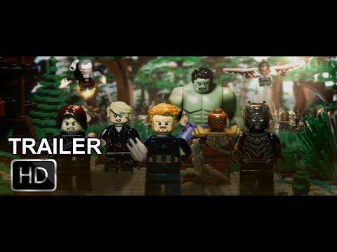 Avengers: Infinity War Trailer IN LEGO