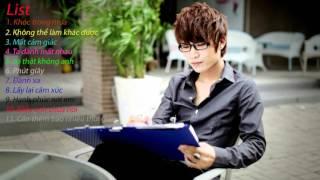 Những ca khúc hay nhất của Trịnh Thiên Ân