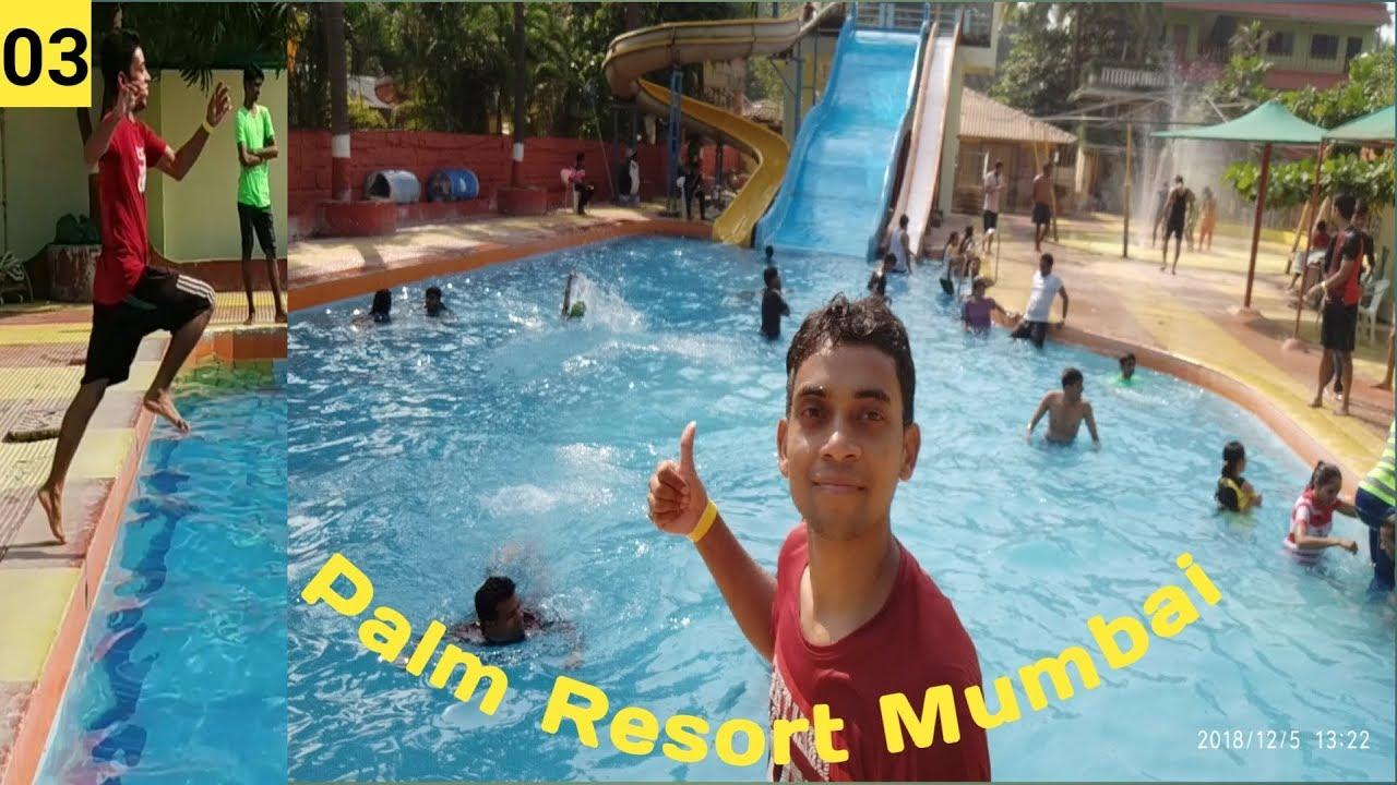 प म ब च र स र ट व र र म म बई Palm Beach Resort Virar Mumbai India Part 03 By Birjusa
