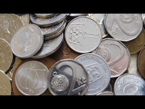 Czech Koruna Coin Collection! (2019)