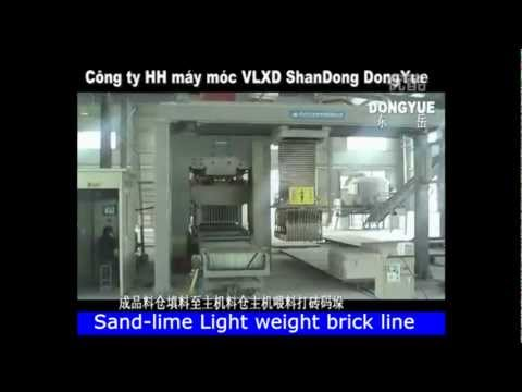Sand Lime Brick Machine