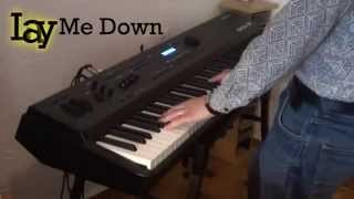 Sam Smith ft John Legend - Lay Me Down - Piano Backing Track - Instrumental