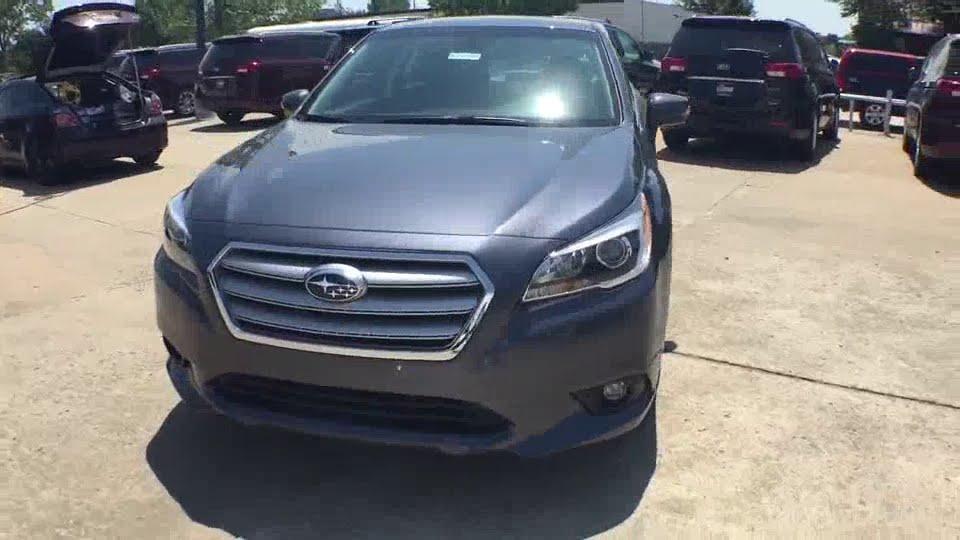 2017 Subaru Legacy Tulsa Broken Arrow Owasso Bixby Green Country Ok S70097 Youtube