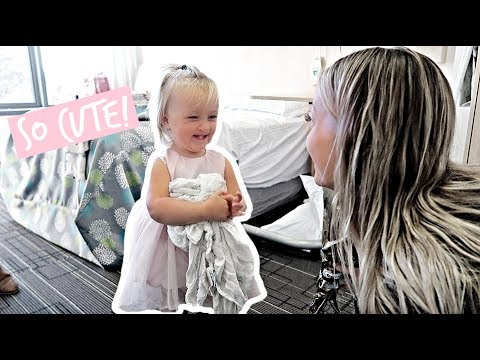 SISTER MEETS BABY BROTHER FOR THE FIRST TIME  *AUSSIE MUM VLOGGER*