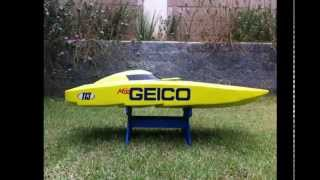 Homemade Rc Catamaran